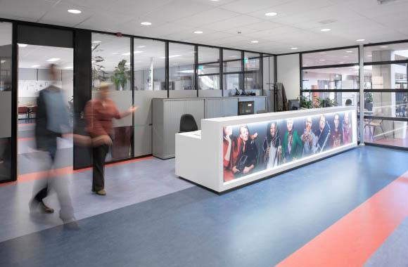 Roc van amsterdam for Interieur opleiding mbo